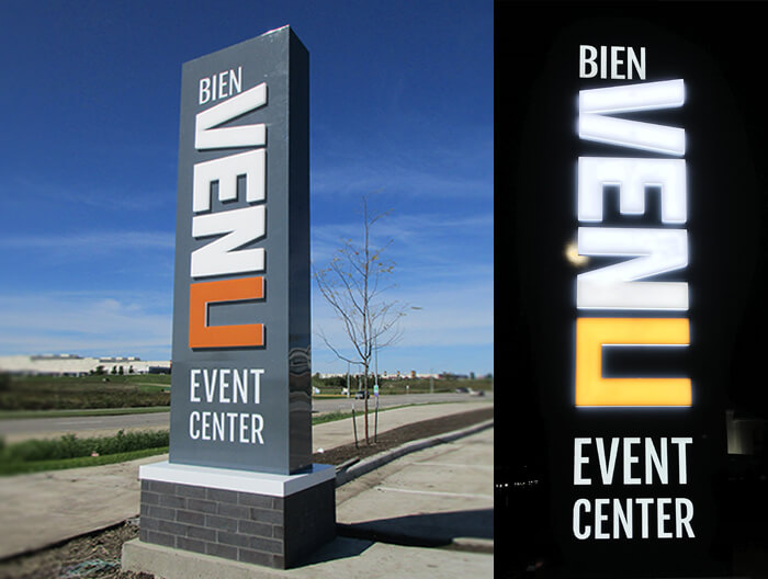 Bien Venu Event Center Monument