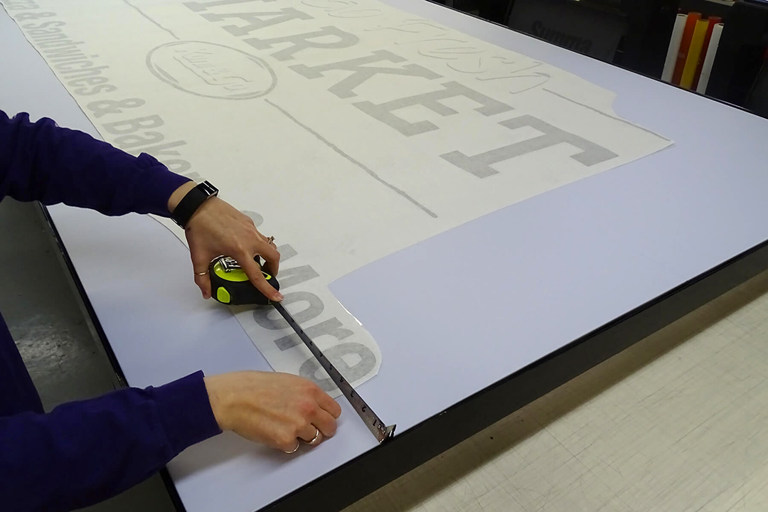 Manufacture Nagle Signs