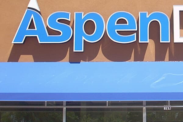 Awning Aspen Dental