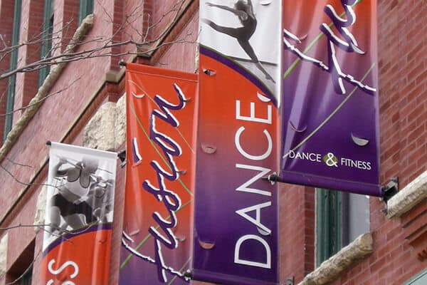 Banners Fusion Dance & Fitness
