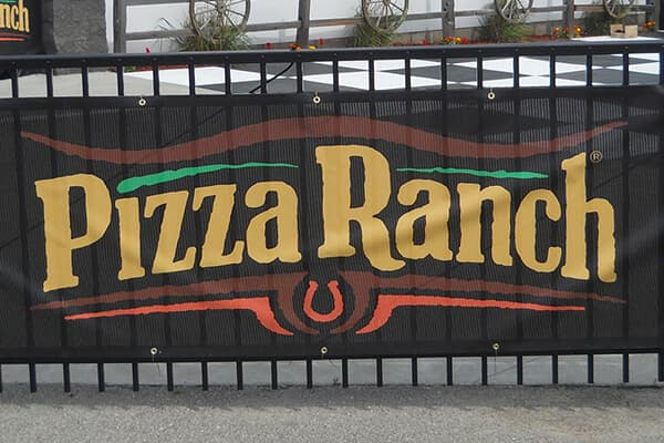 Banner Pizza Ranch