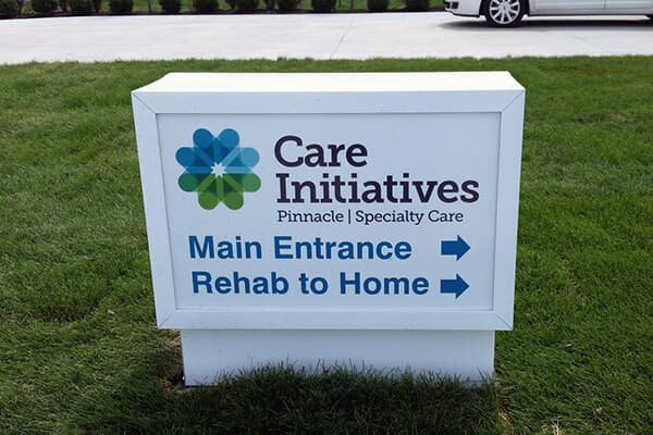 Exterior Directional Care Initiatives