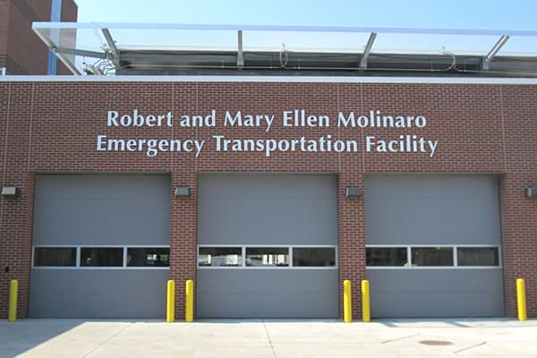 Formed/Routed Covenant Molinaro Facility