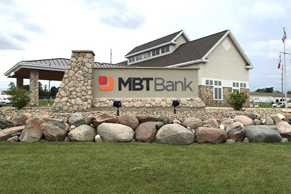 Formed/Routed MBT Bank