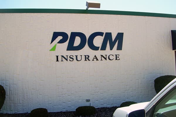 Formed/Routed PDCM Insurance
