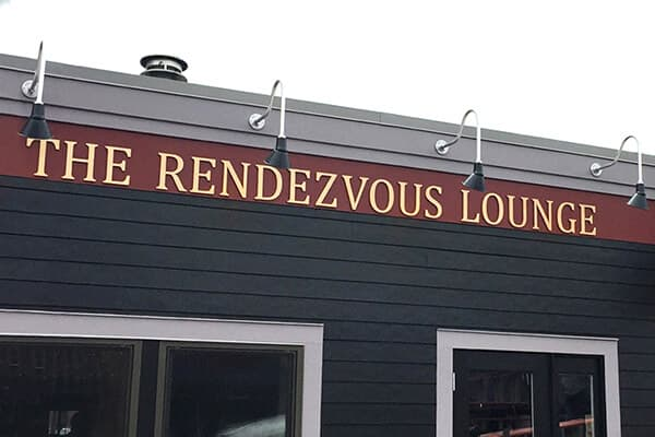 Formed/Routed Rendezvous Lounge