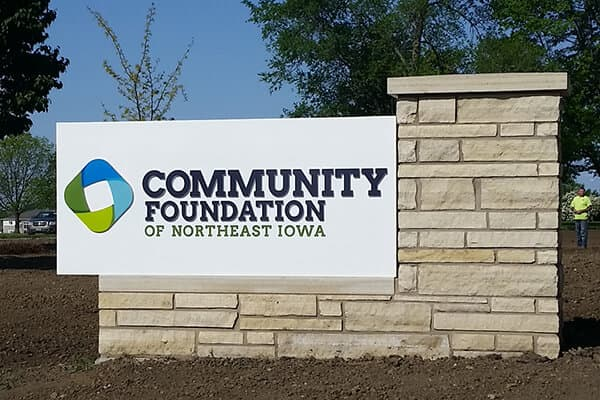 Monument Signs Community Foundation