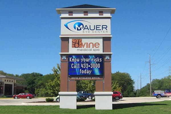 Mauer Eye Center - 25mm 64x112 Matrix