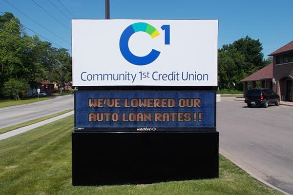 Banking\Financial Community 1st Credit Union