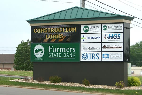 Banking\Financial Farmers State Bank