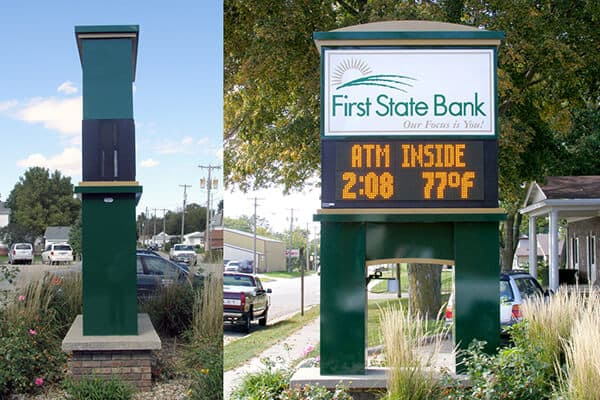 Banking\Financial First State Bank