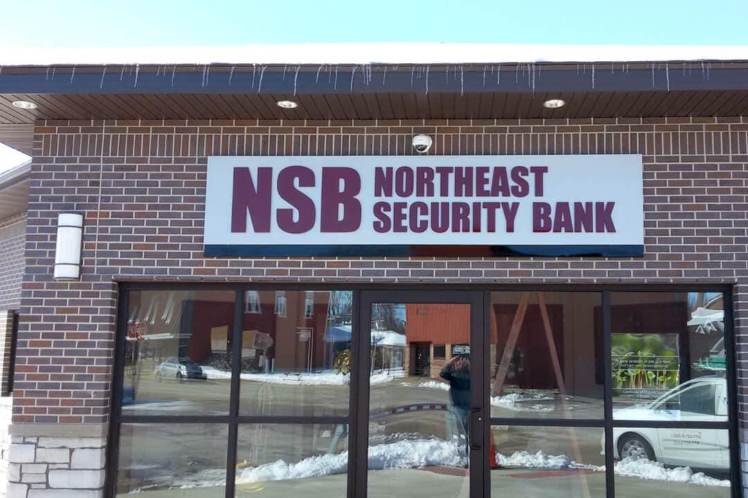 Banking Financial Nagle Signs