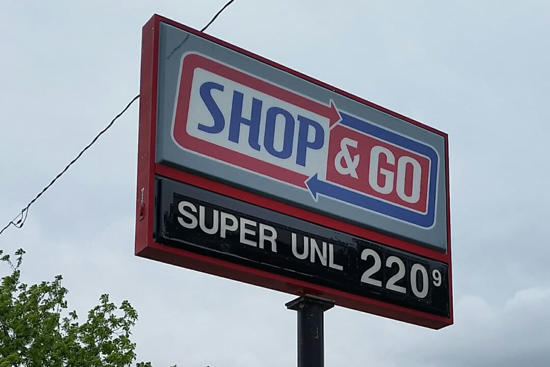 Convenience Stores Nagle Signs