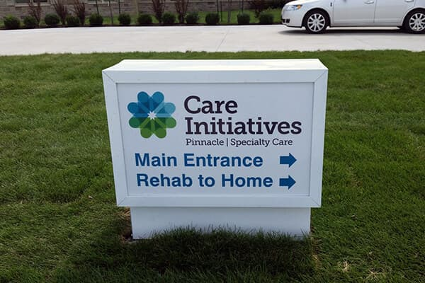 Healthcare Care Initiatives Directional