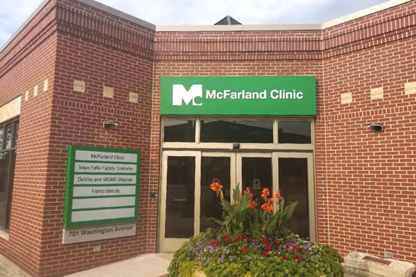 Healthcare McFarland Clinic Directory