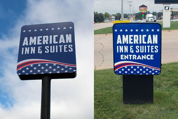 Hospitality American Inn & Suites