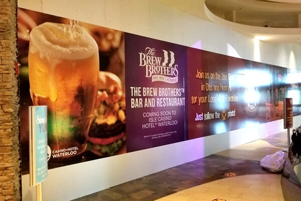 Restaurants Brew Brothers Graphics