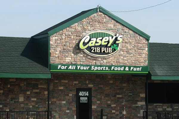 Restaurants & Bars Casey's 218 Pub