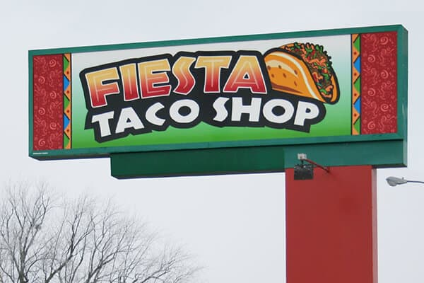 Restaurants & Bars Fiesta Taco Shop