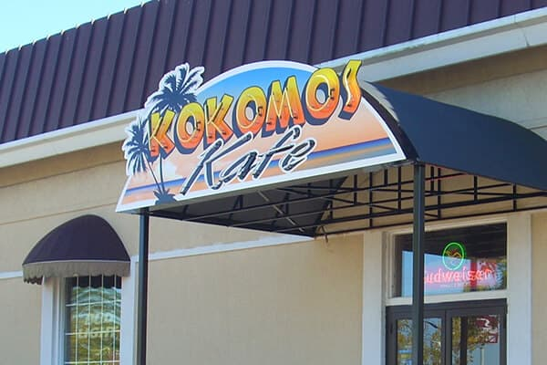 Restaurants & Bars Kokomos Kafe