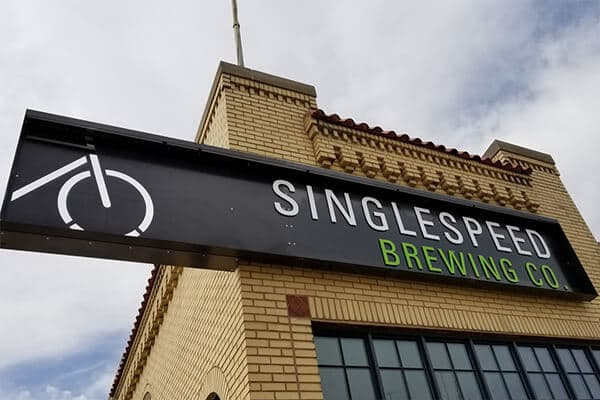Restaurants & Bars Singlespeed Brewing Co.