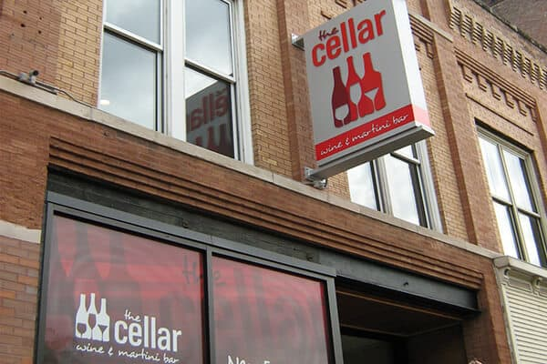 Restaurants & Bars The Cellar
