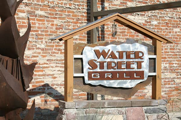 Restaurants & Bars Water Street Grill