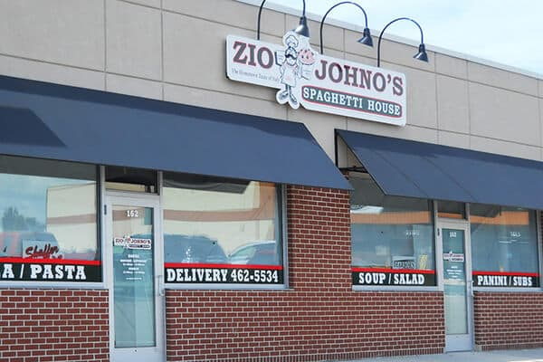 Restaurants & Bars Zio Johno's