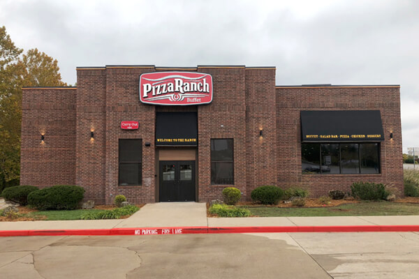 Restaurants Pizza Ranch