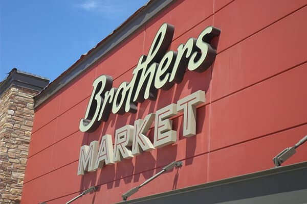 Retail Brothers Market