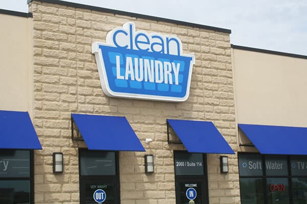 Retail Clean Laundry
