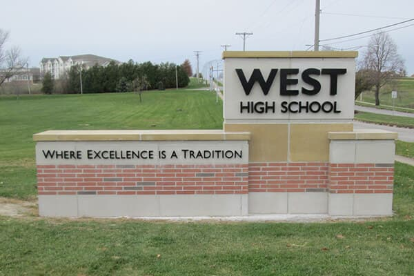 Schools & Campuses West High School