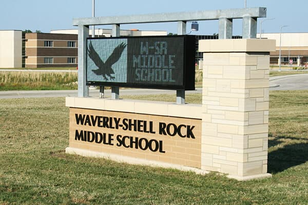 Schools & Campuses Waverly-Shell Rock