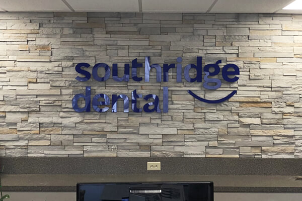 Interior Dimensional Southridge Dental