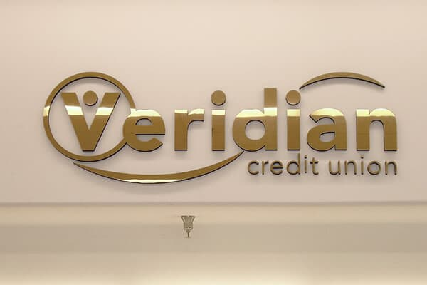 Interior Dimensional Veridian Credit Union