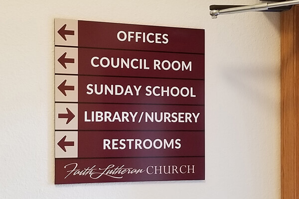 Directories Faith Lutheran Church