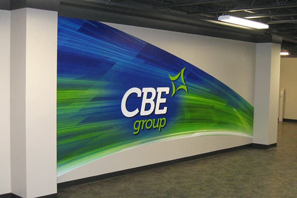 Interior Printed Graphics CBE