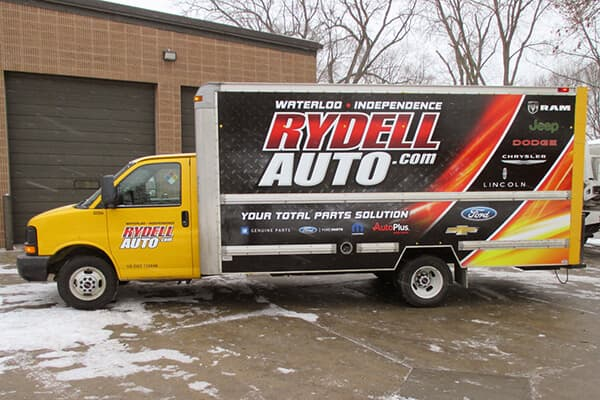 Full Wraps Rydell Auto