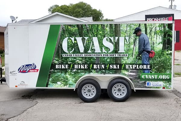 CVAST Partial Wrap