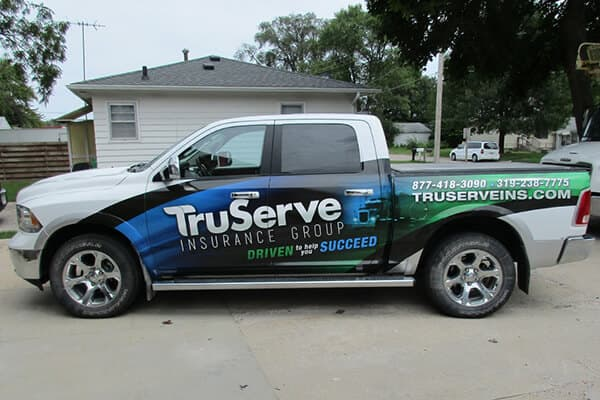 Partial Wraps TruServe Insurance