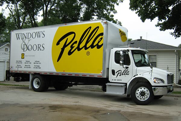 Vehicle Decals Pella